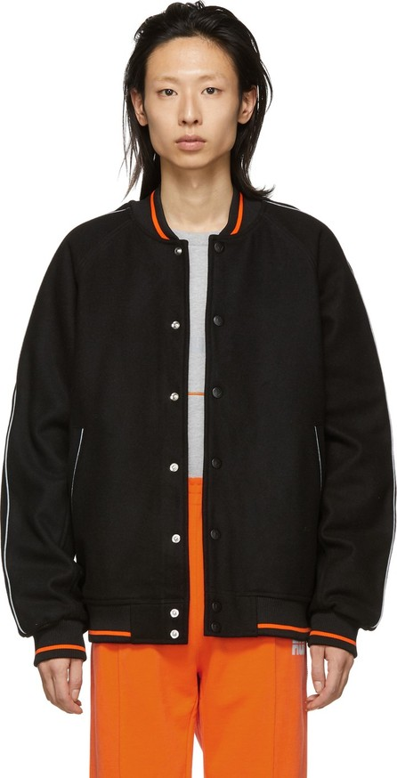 Converse Black Vince Staples Edition Bomber Jacket