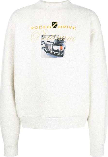 Alexander Wang Rodeo Drive print sweatshirt