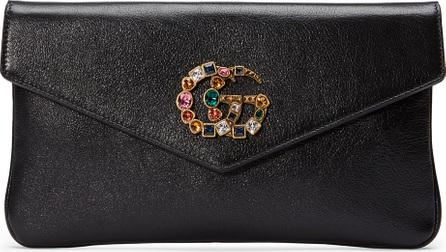 Gucci Broadway GG Envelope Belt Bag