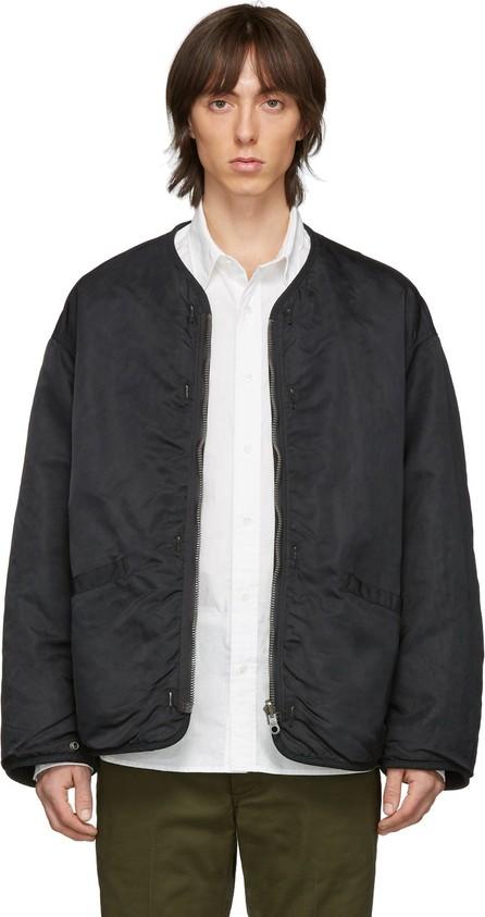 Visvim Reversible Black Iris Jacket