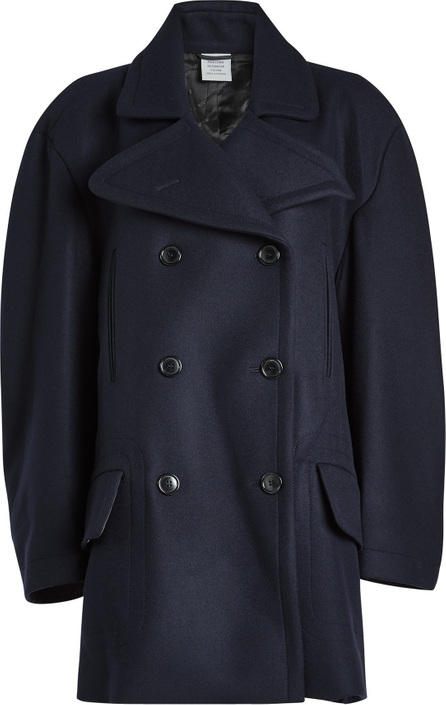 Vetements Oversized Virgin Wool Coat