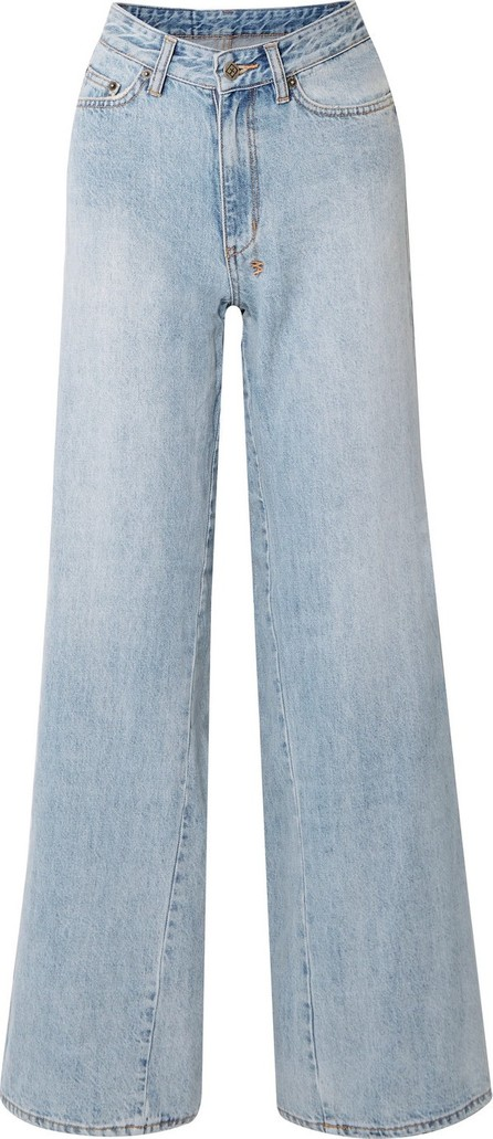 Ksubi Kicker high-rise wide-leg jeans