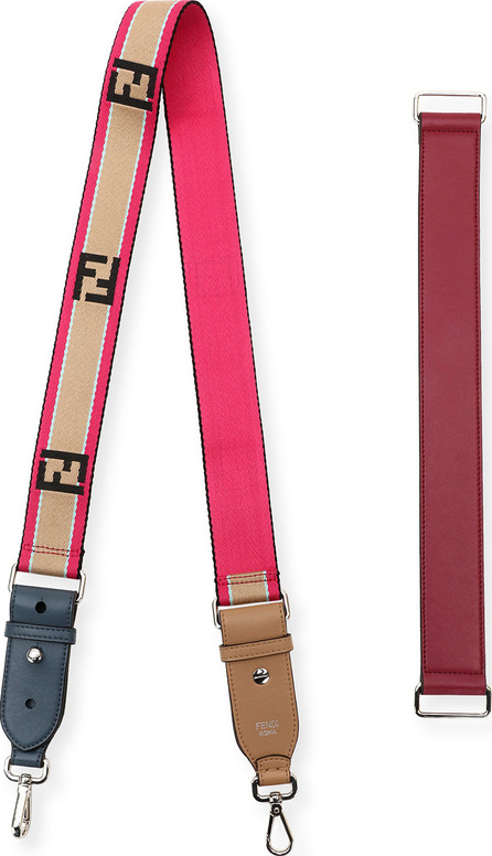 Fendi Strap You FF Logo Strap for Handbag