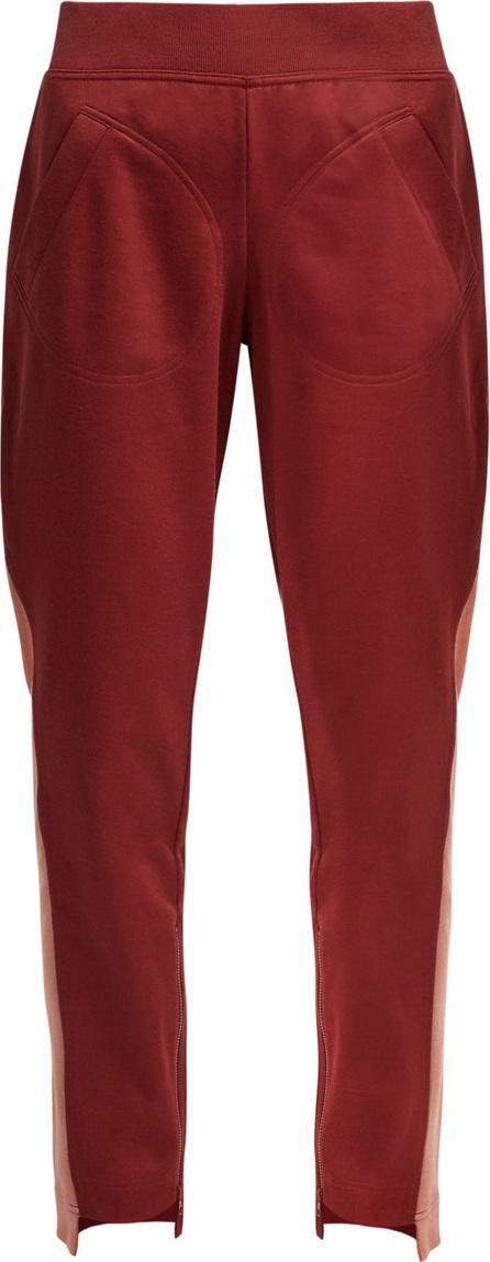 Adidas By Stella McCartney Train cotton-blend track pants
