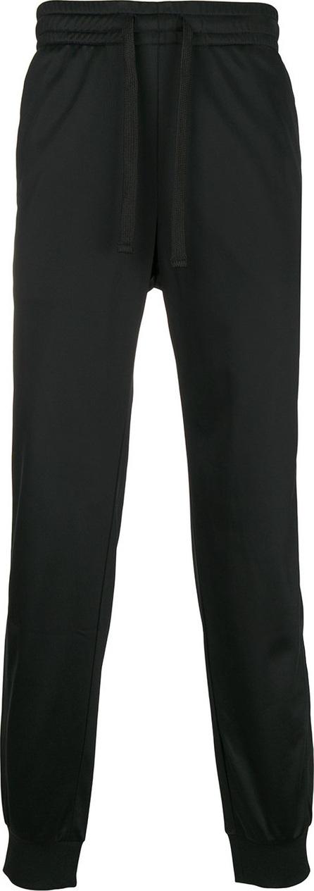 Ea7 Emporio Armani Logo printed track pants