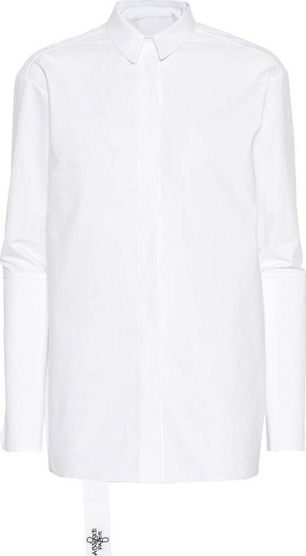 Absence of Paper Patient Zero cotton shirt
