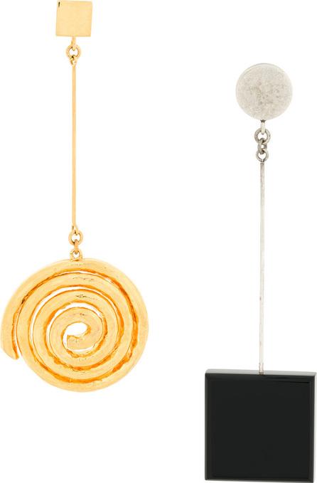Jacquemus Le Carré earrings