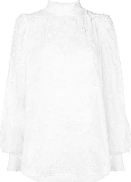 See By Chloé Embroidered top