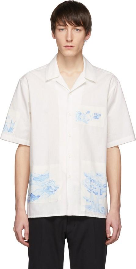 AMI White Patch Shirt