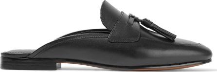 Sam Edelman Perri tasseled leather slippers