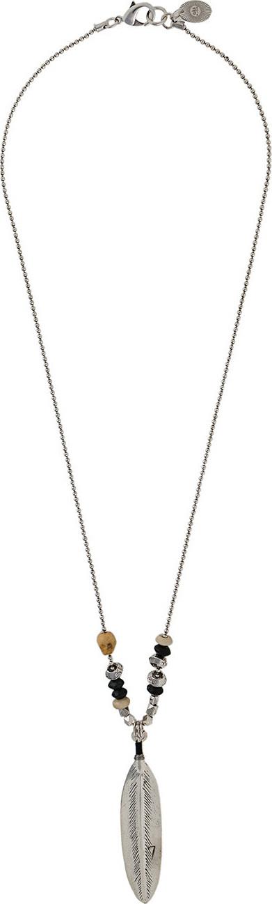 GAS Bijoux Plume necklace