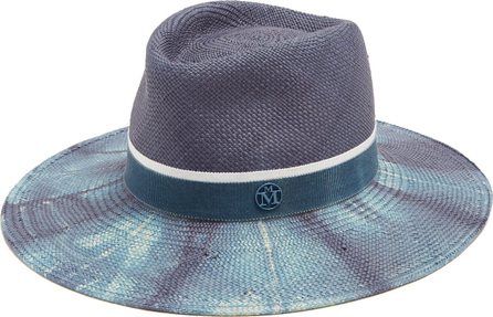 Maison Michel Charles bleached straw hat