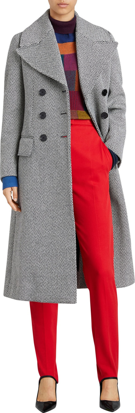 Burberry London England Aldermoor Double Breasted Coat