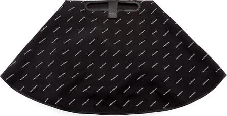 Balenciaga Logo-Print Cape for Handbag