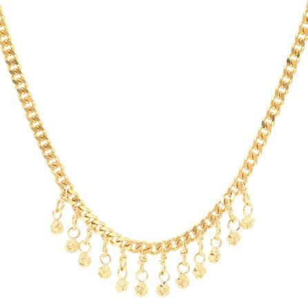 Orit Elhanati Veronika 24kt gold-plated silver necklace