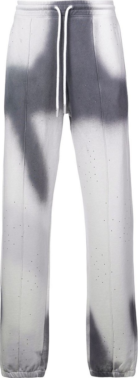 Off White arrow details spray sweatpants