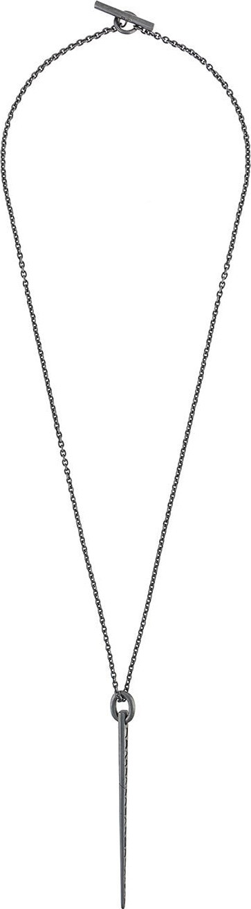 Parts of Four Medium spike necklace