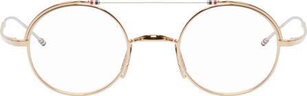Thom Browne Gold TBX910-01 Glasses