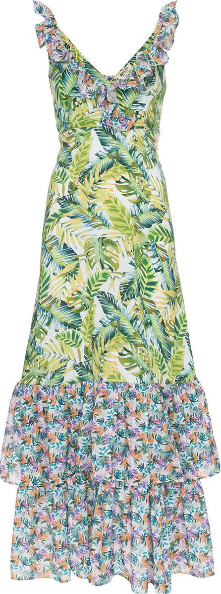 All Things Mochi Amanda floral maxi dress