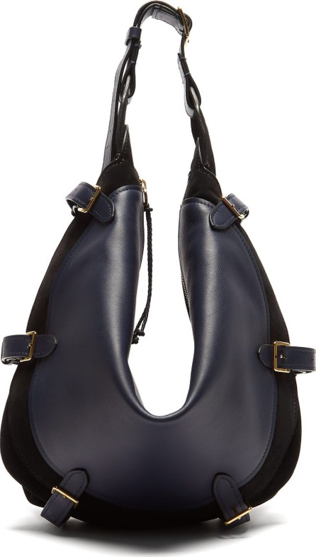 Altuzarra Play large leather hobo bag