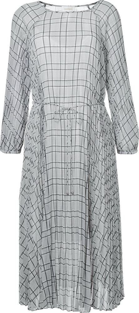 Zimmermann checked dress