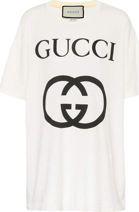 Gucci Logo-printed cotton T-shirt