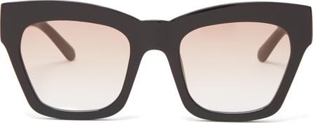 Karen Walker Treasure acetate cat-eye sunglasses