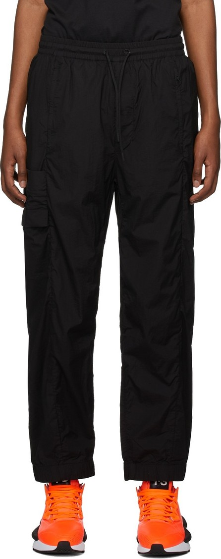 Y-3 Black Travel Track Pants