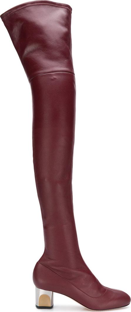 Alexander McQueen Knee boots