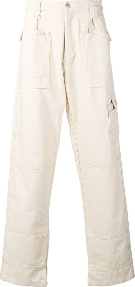 GmbH Loose fit trousers