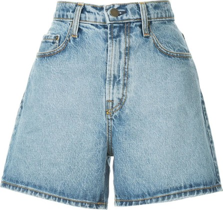 Nobody Denim Stevie high rise shorts