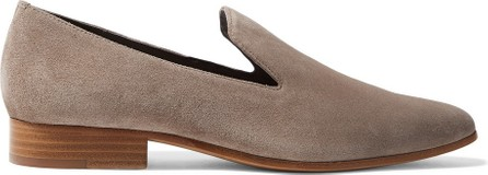 Vince Lela suede loafers