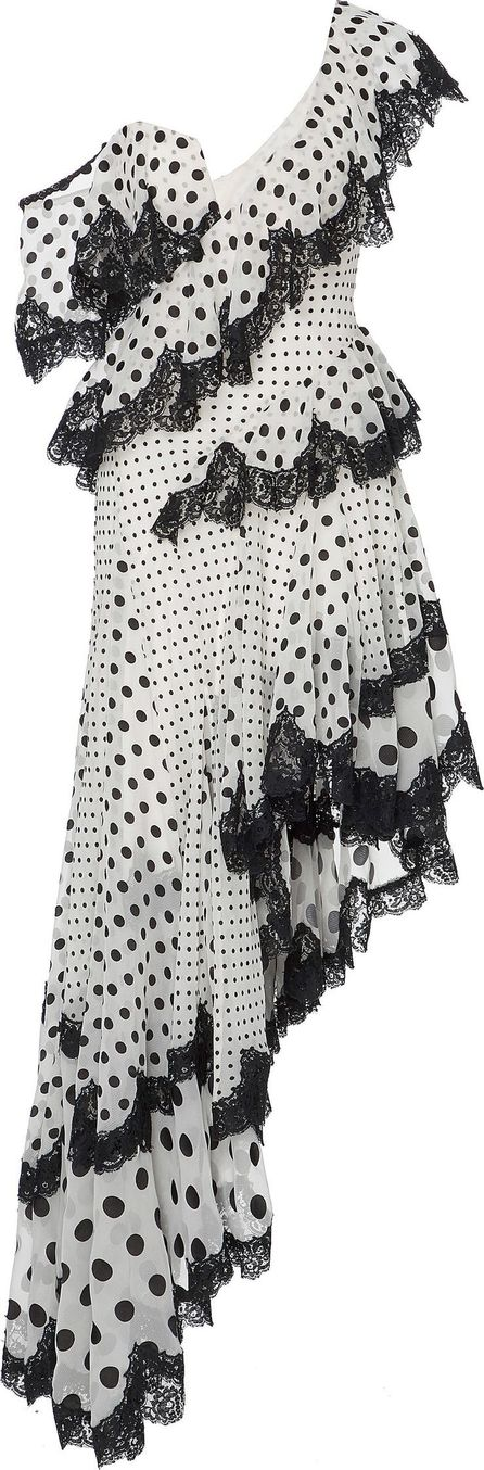 Zimmermann Rife Dally Asymmetrical Dress