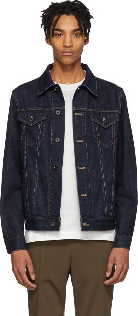 Brioni Blue Denim Jacket