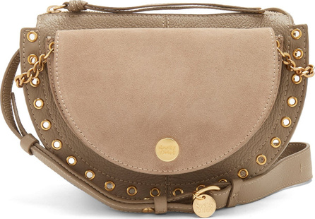See By Chloé Kriss suede cross-body bag