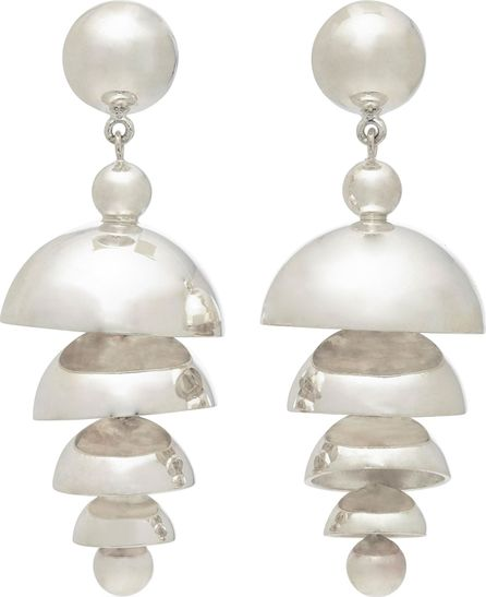 Agmes Bell Sterling Silver Earrings