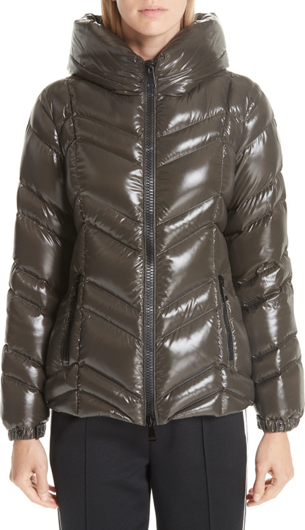 Moncler Fuligule Guibbotto Hooded Puffer Coat