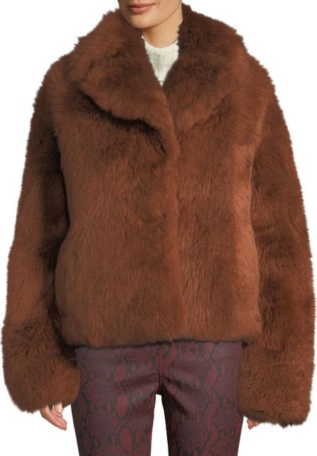 A.L.C. Dean Lamb Shearling Fur Coat