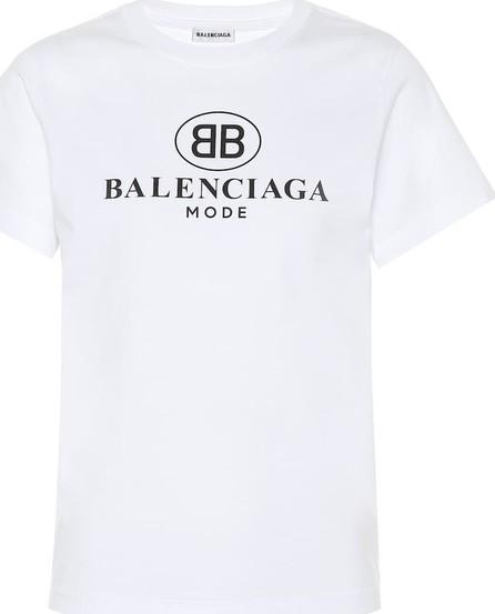 Balenciaga BB Mode cotton T-shirt