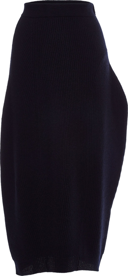 Jil Sander Skirt in Wool and Cashmere