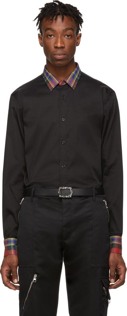 Alexander McQueen Black Classic Shirt