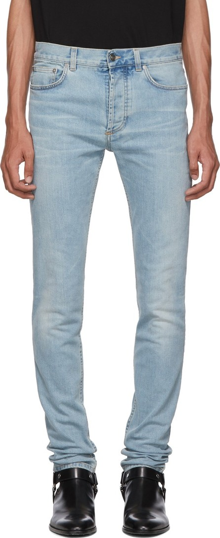 Givenchy Blue New Slim-Fit Jeans