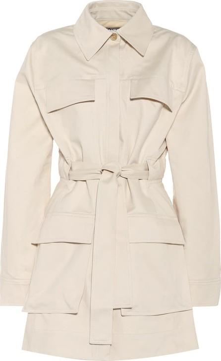 Acne Studios Olee cotton twill trench coat