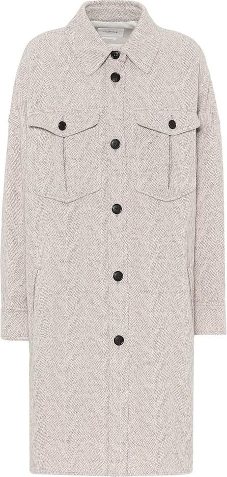 Isabel Marant Etoile Obira wool-blend coat