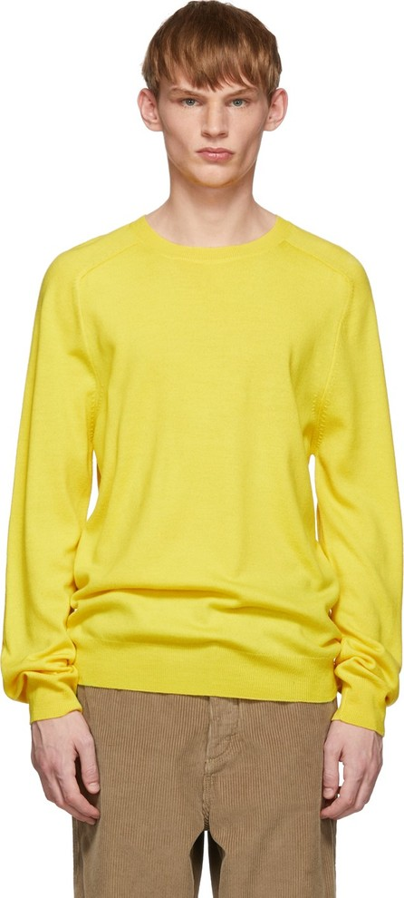 A.P.C. Yellow Eddy Sweater