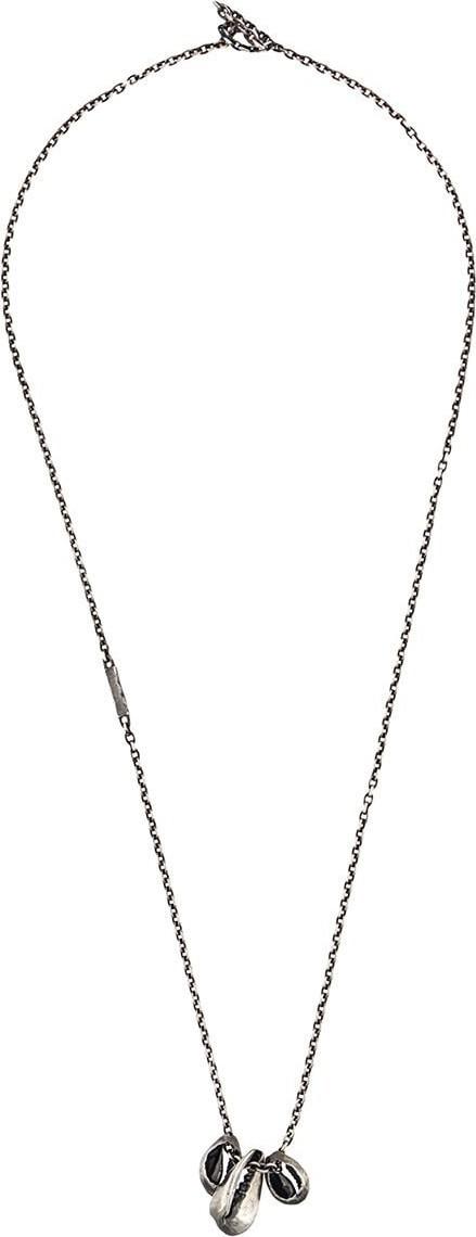 M. Cohen Long charm detailed necklace