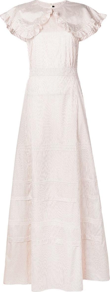 Calvin Klein 205W39NYC Prairie peasant dress