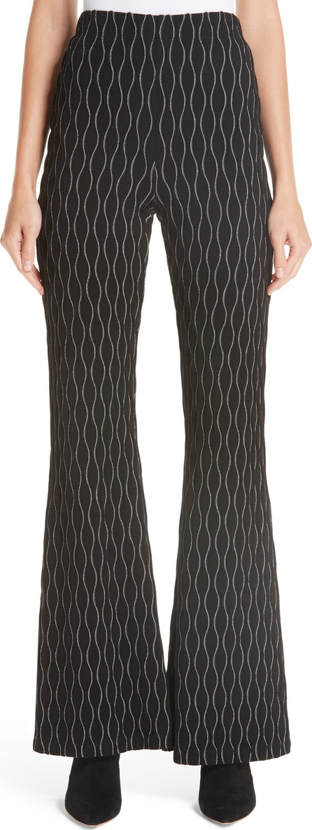 Beaufille Oval Knit Flared Pants