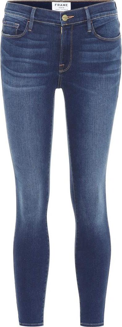 FRAME DENIM Le High Skinny de Jeanne jeans