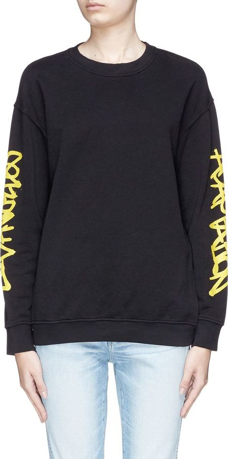 Adaptation Logo print sweatshirt